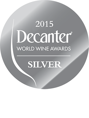 Decanter World Wide Award - Silver Award 2015