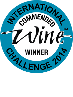 Commended - International Wine Challenge 2014