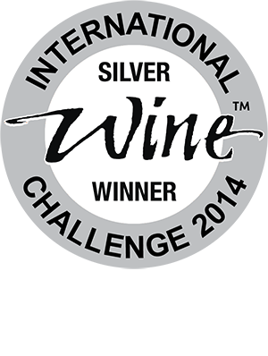 International Wine Challenge - Silver Award 2014