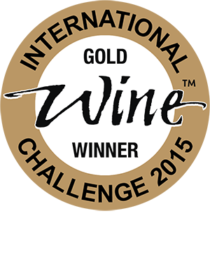 International Wine Challenge - Gold Award 2015