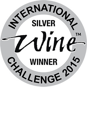International Wine Challenge - Silver Award 2015