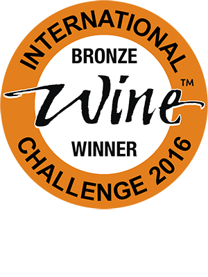 International Wine Challenge - Bronze Award 2016