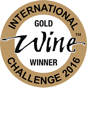 International Wine Challenge - Gold Award 2016