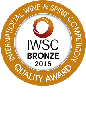 International Wine & Spirit Competition - Bronze 2015