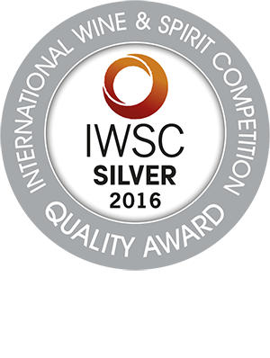 International Wine & Spirit Competition Silver Award 2016